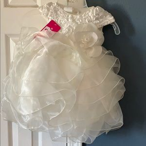 Other - Off white formal dress